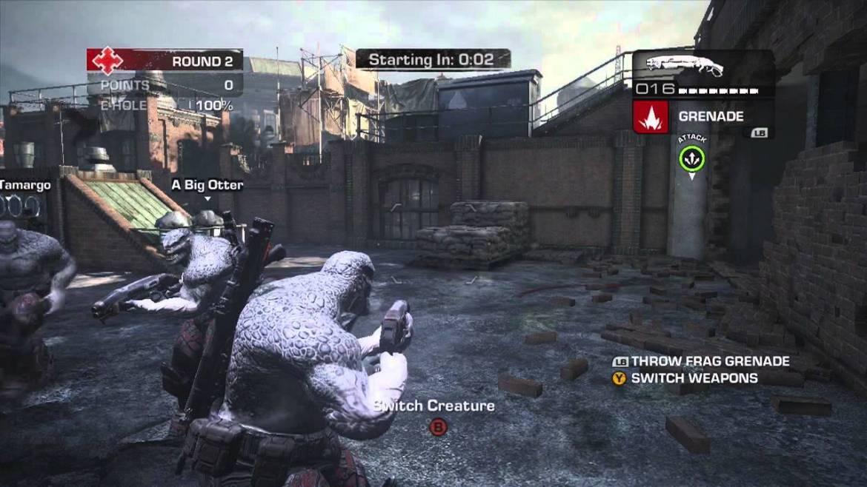 multijugador de Gears of War 4