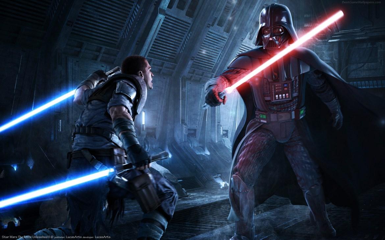 Star Wars El Poder de la Fuerza 1 y 2 xbox 360 GAMERSRD