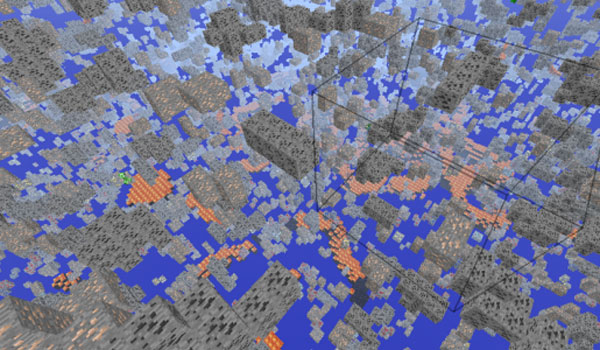 X-Ray Mod para Minecraft 1.10