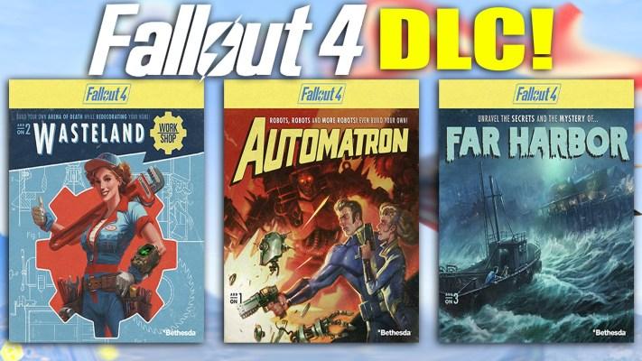 Fallout 4 -DLC-GamersRD