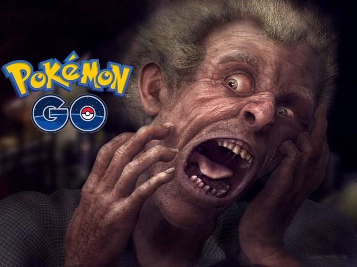 Historias locas de pokemon GO-GamersRD