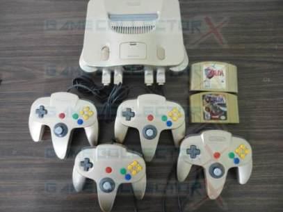 Un Mini-Nintendo 64 no estaría nada mal