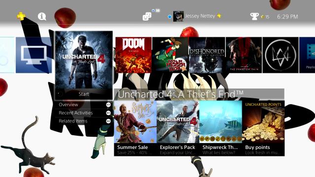 7 funciones que deberían agregar a la interfaz de Playstation 4