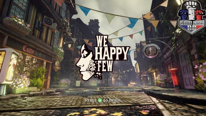 Primeras impresiones de We Happy Few - Game Preview - Xbox One por GamersRD