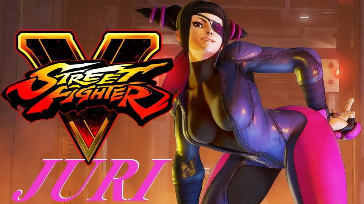 Street Fighter V - Juri Trailer -GamersRD