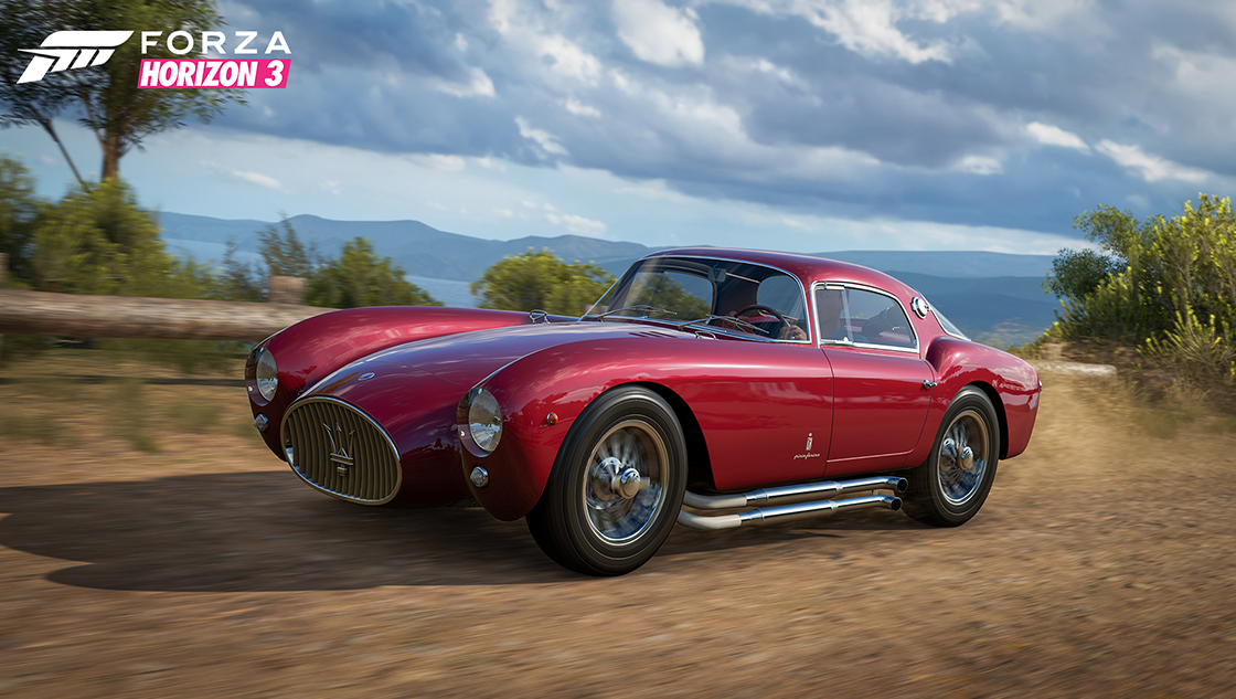 1953 Maserati A6GCS 53 Pininfarina Berlinetta-GamersRD