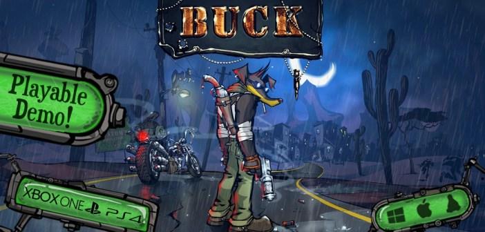 [Preview] Buck qui a du chien