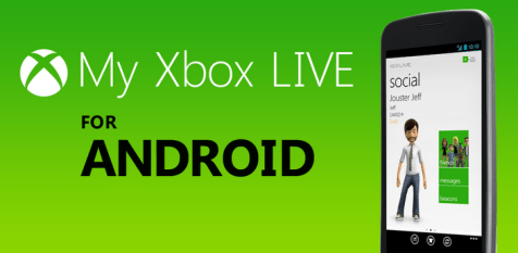 My Xbox LIVE  Application officielle disponible  XBOX My Xbox LIVE android 