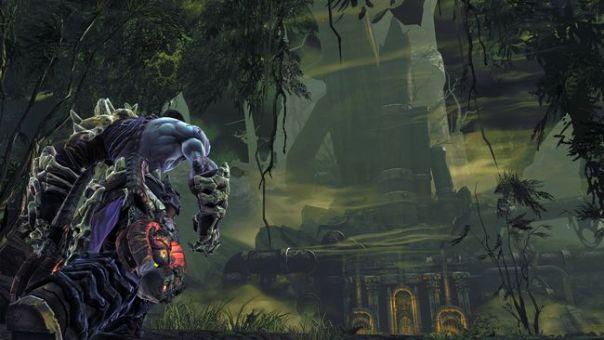 Darksiders II: The Abyssal Forge - Muerte en Tierras Sombrías