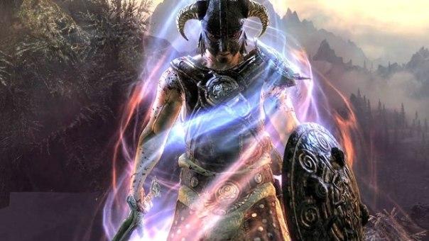 Elder Scrolls V: Skyrim Dragonborn DLC