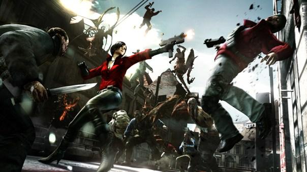 Resident Evil 6: Nuevos modos multijugador