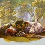 055 - Feign Death