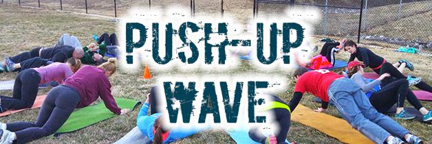 Push-up Wave