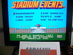 nintendo nes stadium events us version