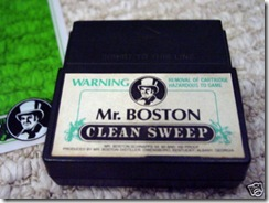mr. boston clean sweep vectrex