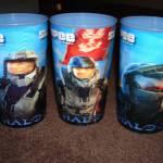 NEW Halo 3 Slurpee Cup Set 7-11