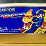 Rockman 4 Gold Cartridge Not for Sale Nintendo Famicom