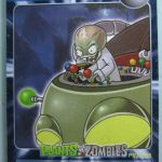 Plants vs. Zombies CHINESE trading cards 1