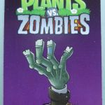 Plants vs. Zombies CHINESE trading cards 2