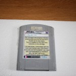 RE-VOLT EEPROM NINTENDO 64 BETA PROTOTYPE RARE ACCLAIM back