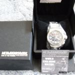 metal gear solid 4 watch promo rare