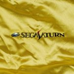 Sega Saturn Virtua Fighter Jacke Jacket Japanese Jap. Japan 2