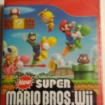 Double Factory Misprint New Super Mario Bros Wii