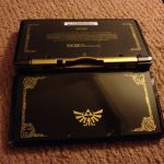 Nintendo 3DS - Legend Of Zelda 25th Anniversary Limited Edition