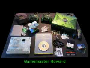 The Original Xbox Launch Package