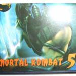 Mortal Kombat 5 Subzero game for Sega Megadrive Genesis Pirate