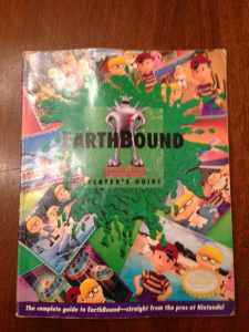 Earthbound Nintendo Player's Guide