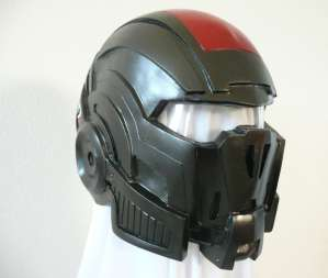Mass Effect N7 Helmet fan made