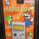 Nintendo Radio Boy