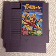 The Flintstones Surprise at Dinosaur Peak NES Nintendo