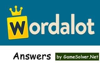 Wordalot Answers