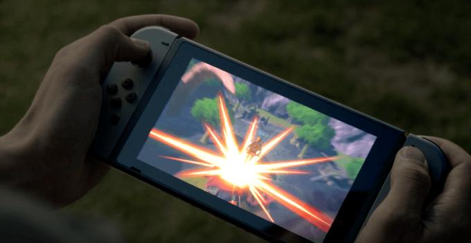 Nintendo Switch in uscita a gennaio 2017
