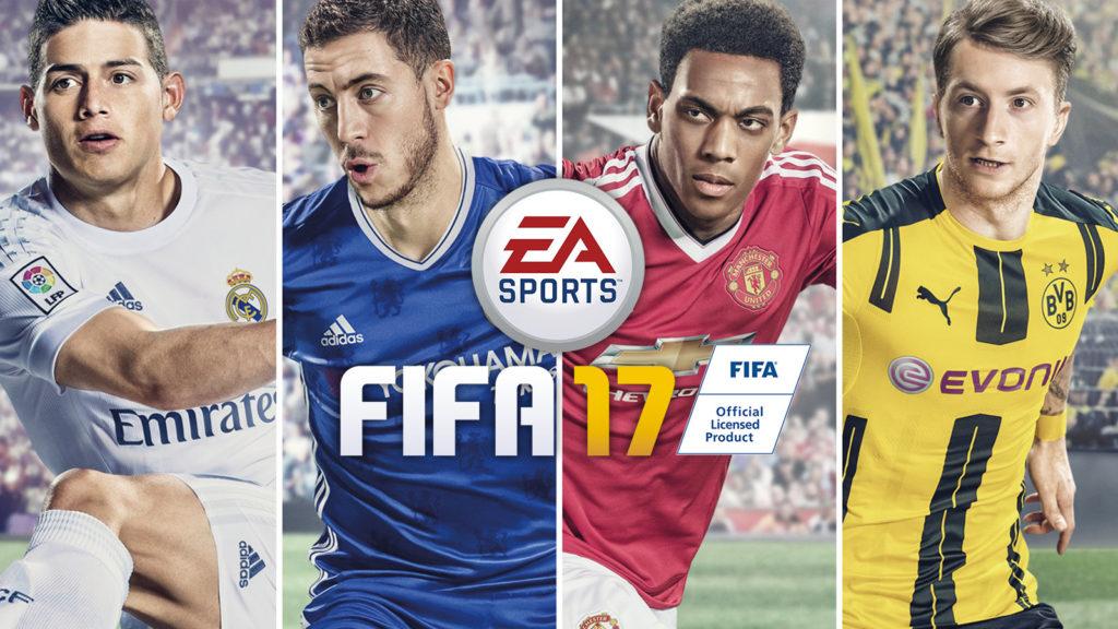 FIFA 17 è gratis fino al 28 Novembre