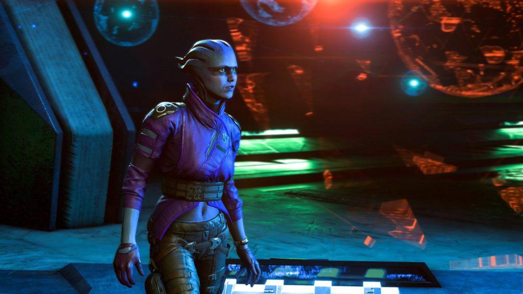 Mass Effect Andromeda: ecco i primi 2 compagni di squadra