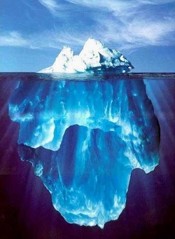 Ralph A. Clevenger's Famous Iceburg