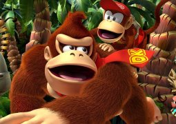 Donkey Kong Country Returns E3