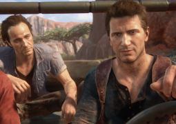 Uncharted 4 trailer