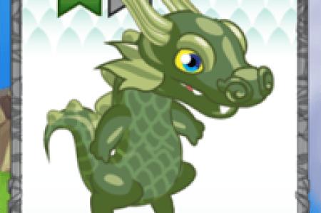 dragon city jade dragon icon
