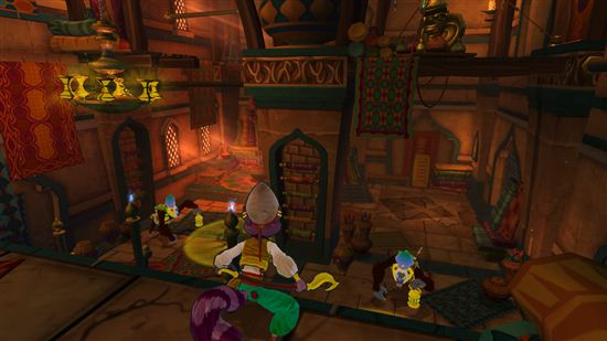Sly Cooper Thieves in Time_3