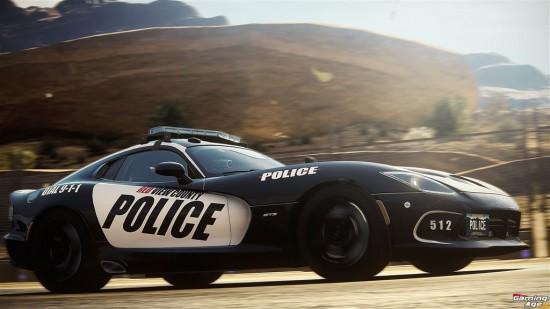 NFS Rivals Cop Enforcer