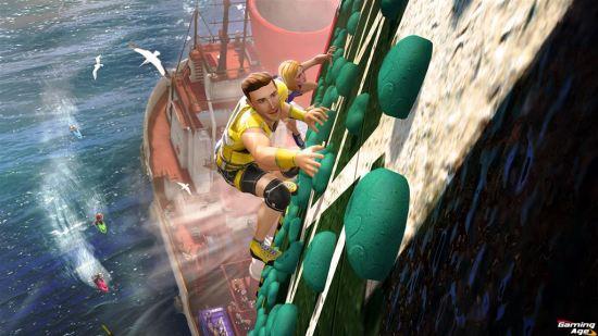Kinect Sports Rivals-Climbing