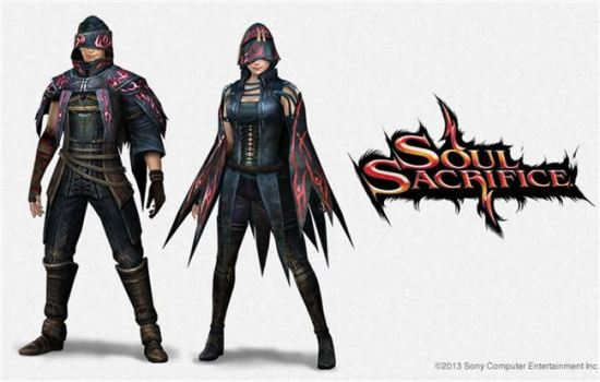 Toukiden x Soul Sacrifice