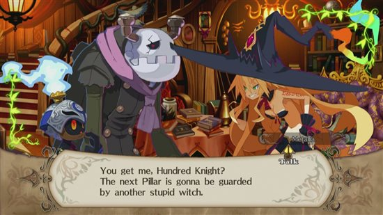 The Witch and the Hundred Knight 3