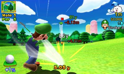 mario golf world tour 1