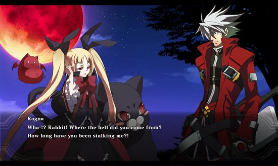 BlazBlue Chrono Phantasma 2