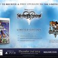 Kingdom Hearts 2.5 remix LE box